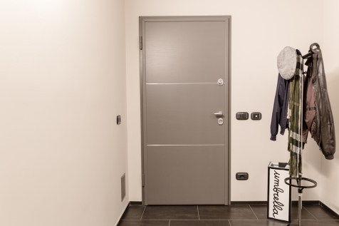 porta blindata bergamo
