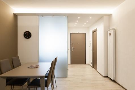 Realizzazioni Falegnameria Cometti - Appartamento Romano di Lombardia
